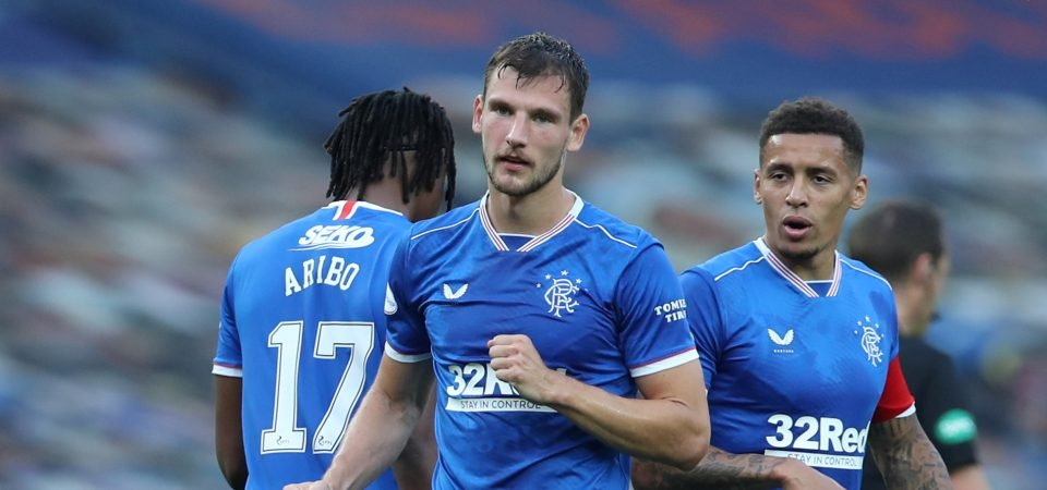 Rangers: Barisic may have already played last game for Gerrard