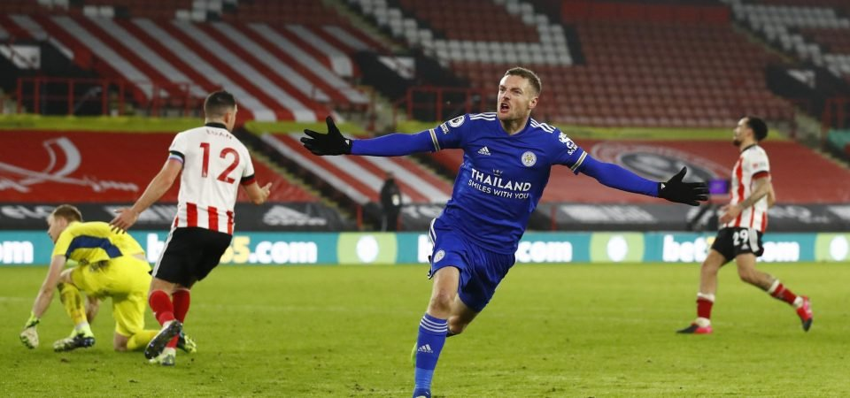 Exclusive: Ex-Leicester man comments on Vardy's worrying dry spell