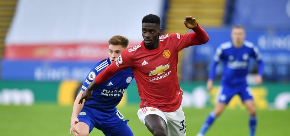 Ole Gunnar Solskjaer must unleash Man Utd centre-back Axel Tuanzebe on Real Sociedad