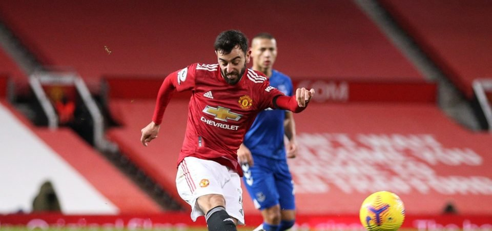 Ed Woodward must tie down Manchester United star Bruno Fernandes to new deal
