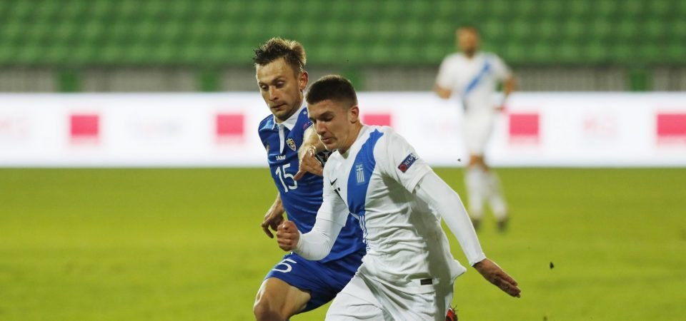 Man United eyeing summer move for PAOK winger Christos Tzolis