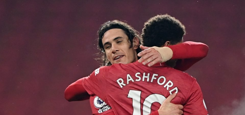 Manchester United: Red Devils could miss Cavani, Rashford and Martial vs Leicester