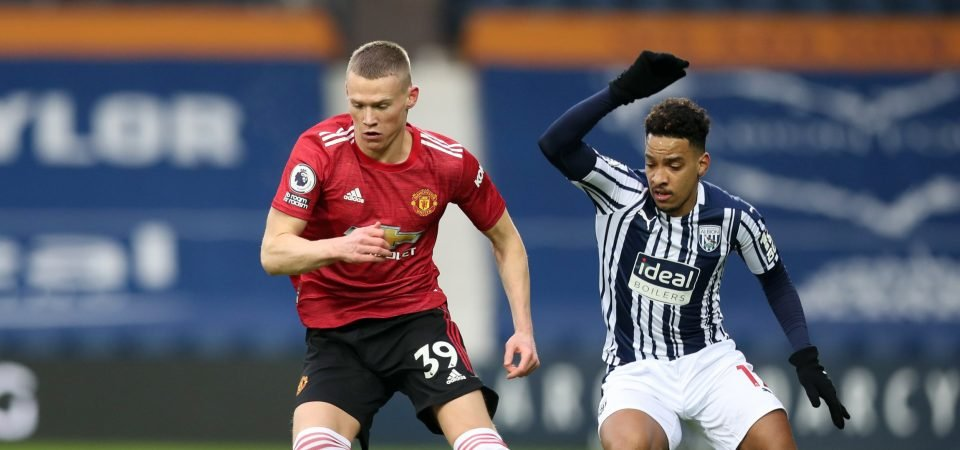 Man Utd suffer fresh injury setback as Solskjaer confirms McTominay will miss Sociedad clash