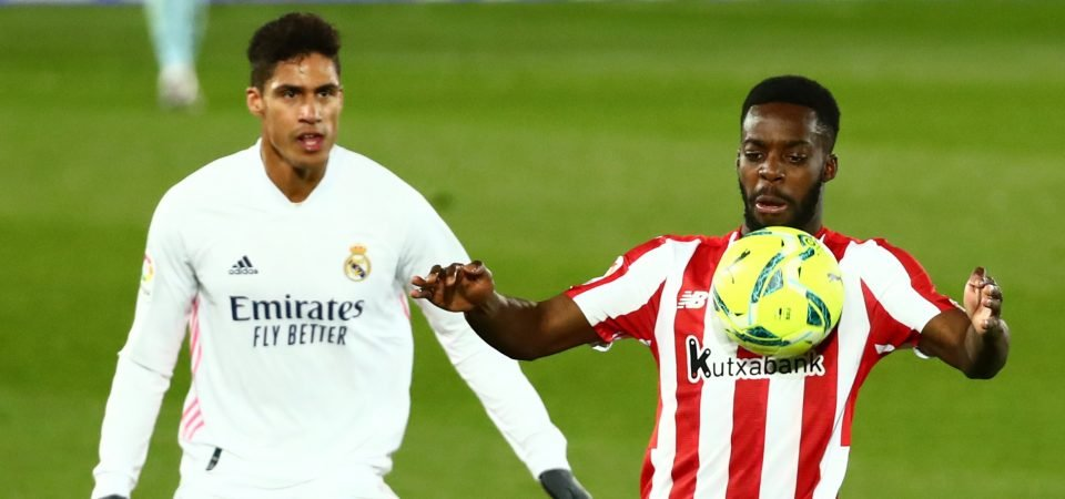 Man Utd can find perfect Harry Maguire partner in Real Madrid's Raphael Varane