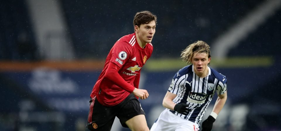 Manchester United must keep hold of Victor Lindelof