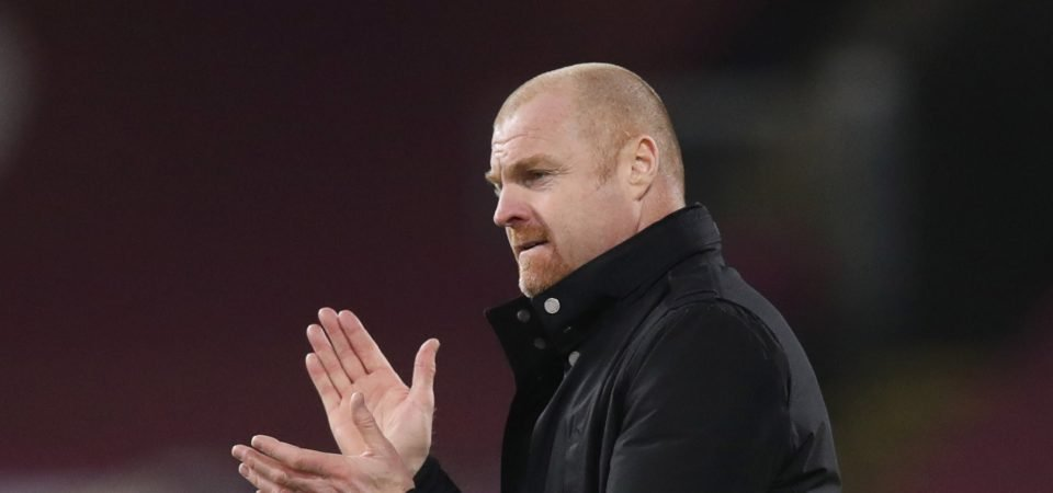 Sean Dyche could be an ideal heir to Roy Hodgson at Crystal Palace