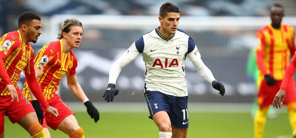 Why Spurs must axe Erik Lamela vs Everton in the FA Cup