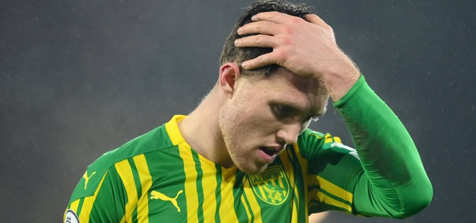 Dara O'Shea let West Brom down in Sheffield United defeat