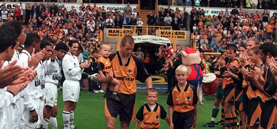 Exclusive: Wolves legend Bull reveals he doesn't regret staying at Molineux