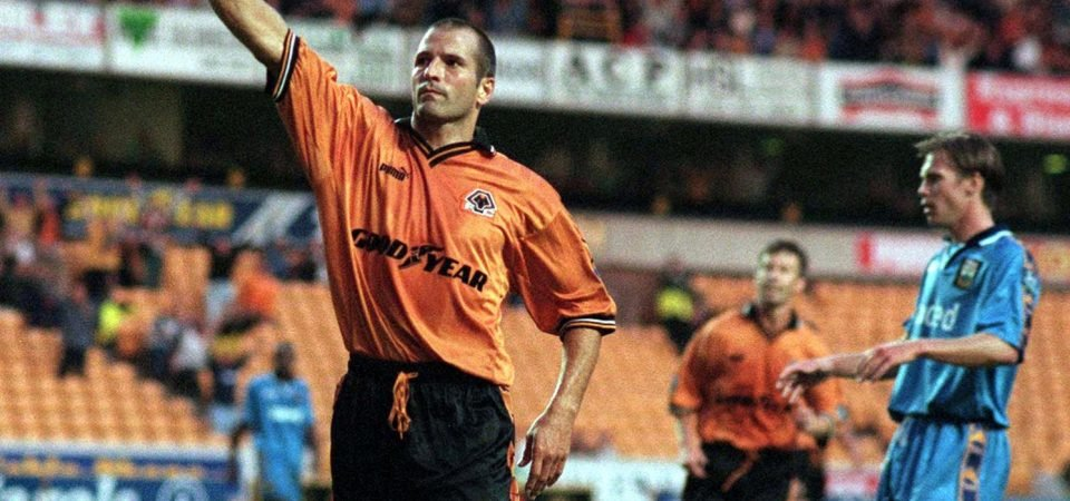 Exclusive: Steve Bull reveals he never wanted to leave West Brom