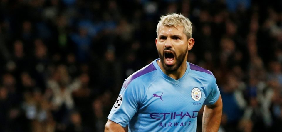 Exclusive: Steve Howey tips Aguero to stay in the Premier League