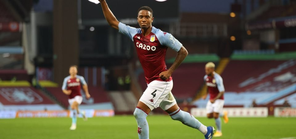 Exclusive: Lee Hendrie shocked by Ezri Konsa's England omission