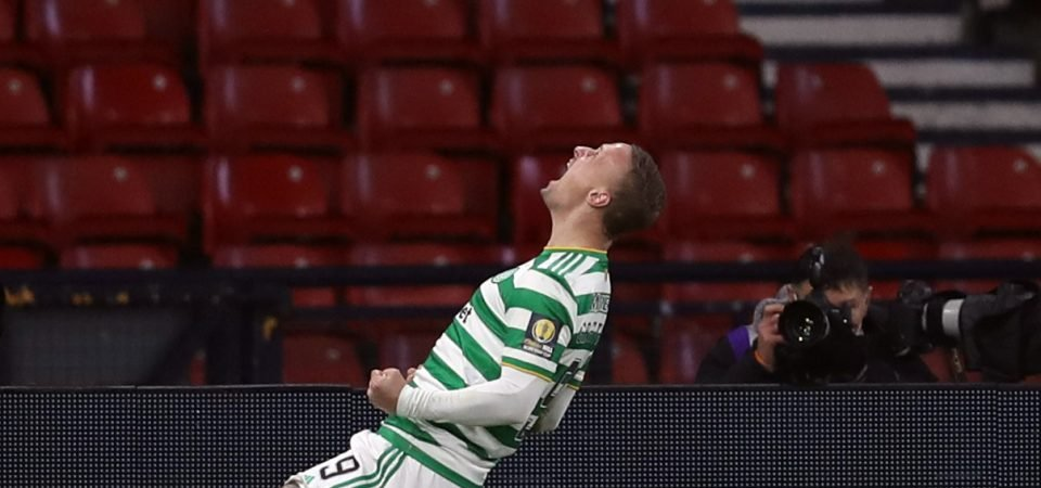 """Exclusive: Frank McAvennie believes Leigh Griffiths is Celtic's """"best"""" finisher"""