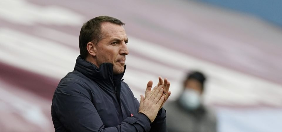Exclusive: Howey dismisses Brendan Rodgers as potential Guardiola replacement
