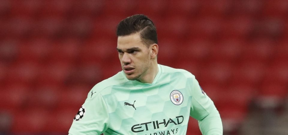 Jesus and Ederson set to miss Man City's clash with Leicester