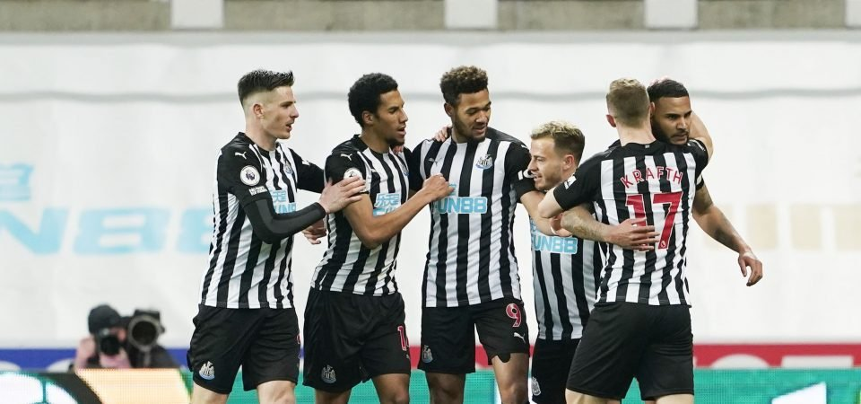 Exclusive: Steve Howey excited as Newcastle look to become world's richest club