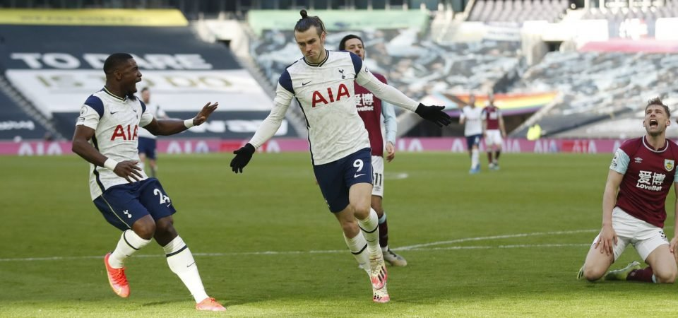 Exclusive: Mabbutt slams Bale detractors and hails Spurs signing