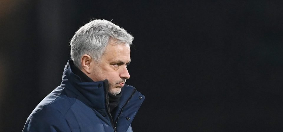 Tottenham exclusive: Pundit says Mourinho must be judged at end of season