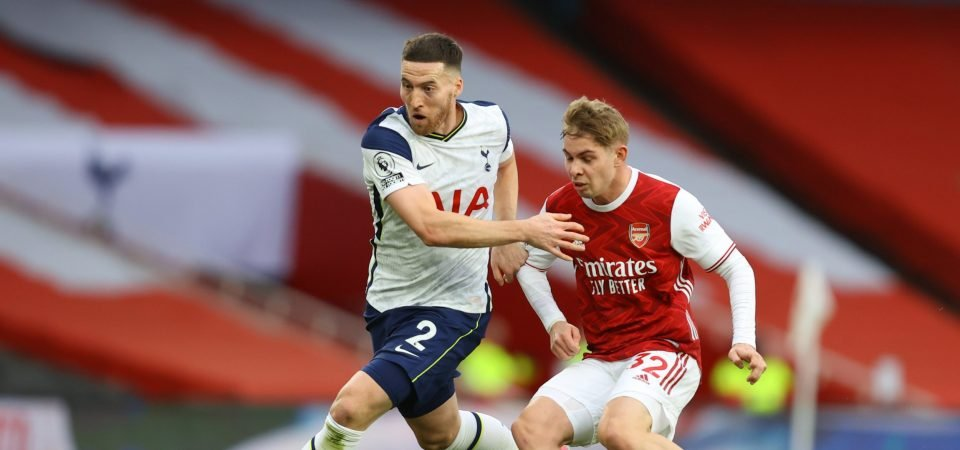 Exclusive: Rob Lee gives verdict on Matt Doherty's form at Tottenham