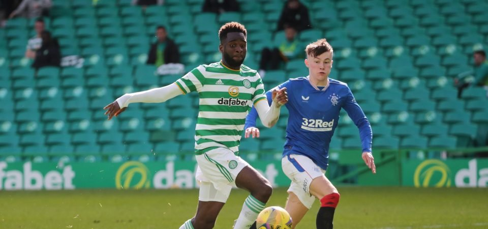 Exclusive: Frank McAvennie resigned to Celtic losing Odsonne Edouard