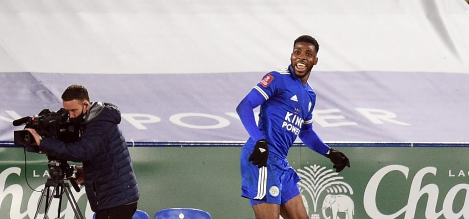 Exclusive: Keith Gillespie says Iheanacho might have saved Leicester career
