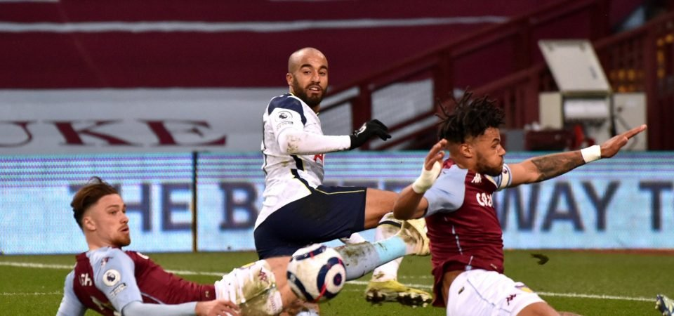Exclusive: Gary Mabbutt impressed with Tottenham star Lucas Moura