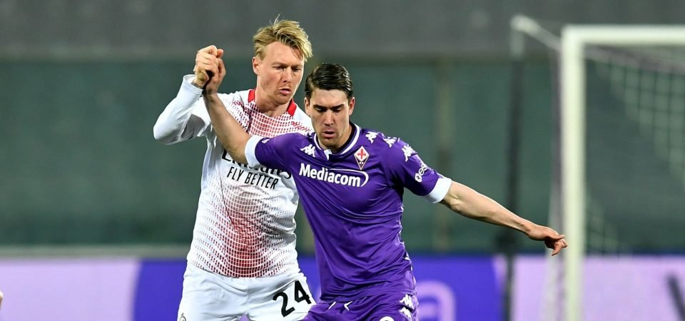 Manchester City: Guardiola suffers Vlahovic blow