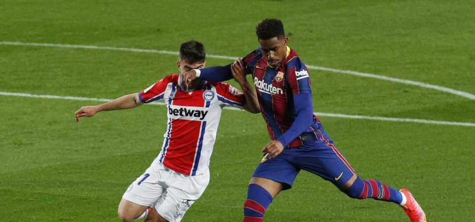 Junior Firpo: FC Barcelona to sell West Ham United target for £17m this summer