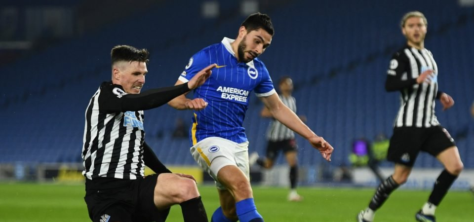 Ciaran Clark let Newcastle and Steve Bruce down during difficult winless March run