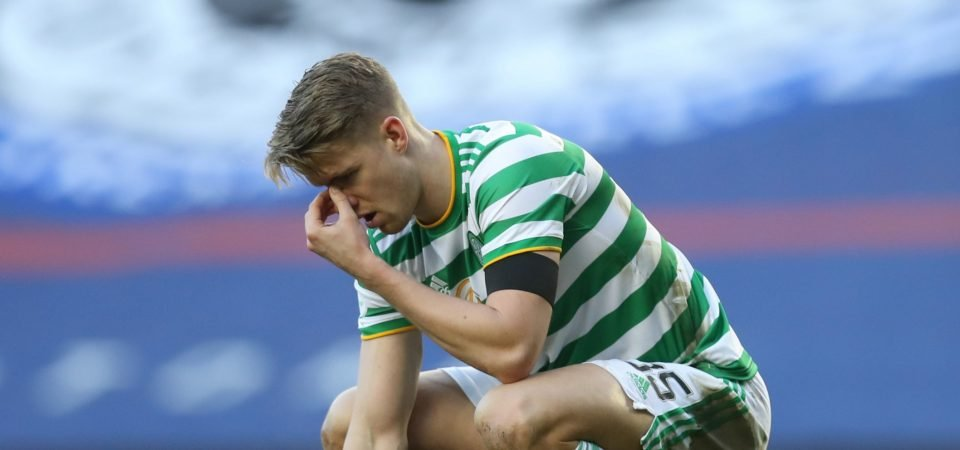 Celtic: Ajer involved in worry phone calls over his future
