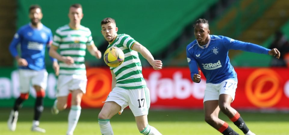 Celtic: Ryan Christie bows out with another frustrating display