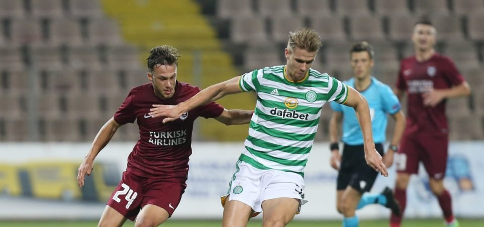 Kristoffer Ajer: Newcastle ready to launch £8m transfer raid for Celtic defender