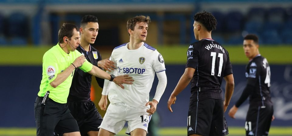 Diego Llorente finally coming good for Leeds