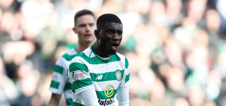 Celtic: Eboue Kouassi could have been Brown's heir