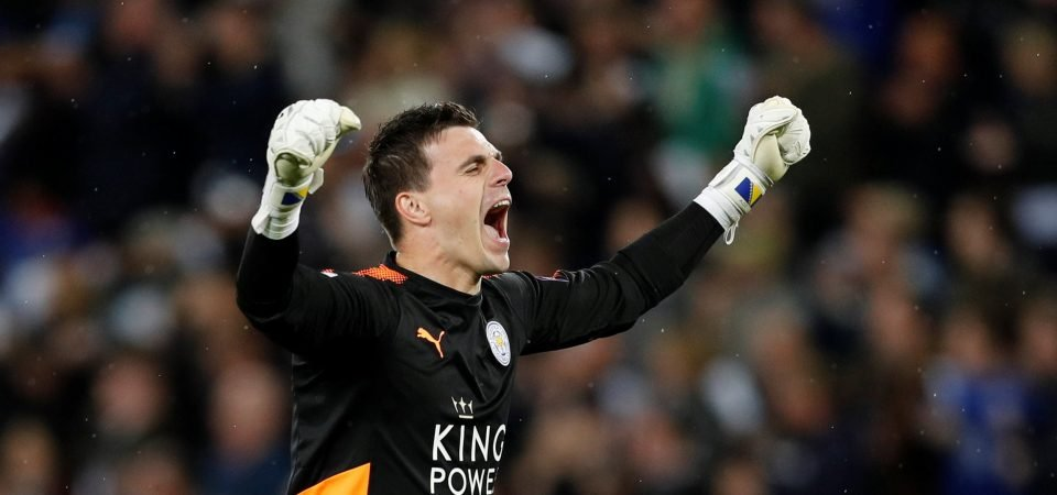 Leicester City: Bargain Jakupovic deal continues to baffle