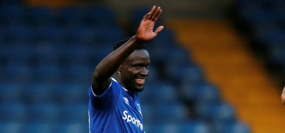 Oumar Niasse: Ex-Everton striker joins Huddersfield after 273 days as free agent
