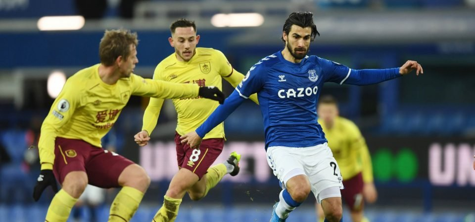 Everton: Pirlo could unlock Andre Gomes at Goodison Park