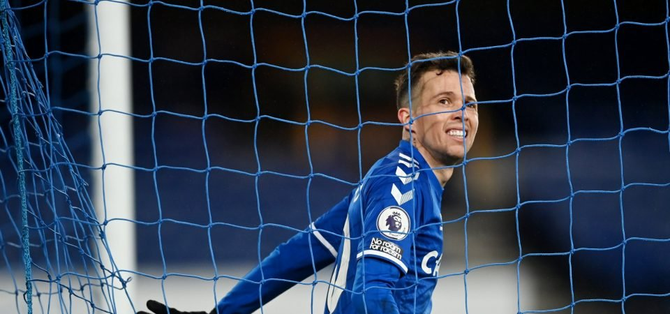 Bernard: Everton plot summer sale of midfielder