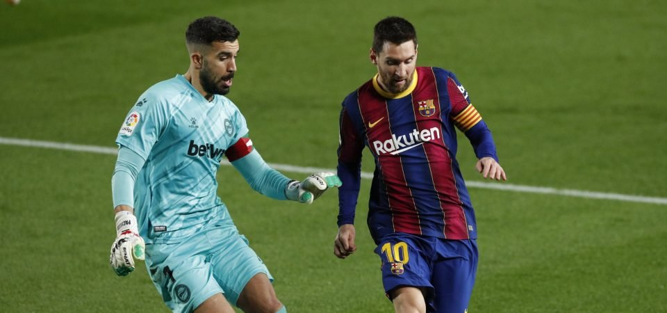 Exclusive: Pundit urges Man City to sign Messi amid Barcelona financial problems