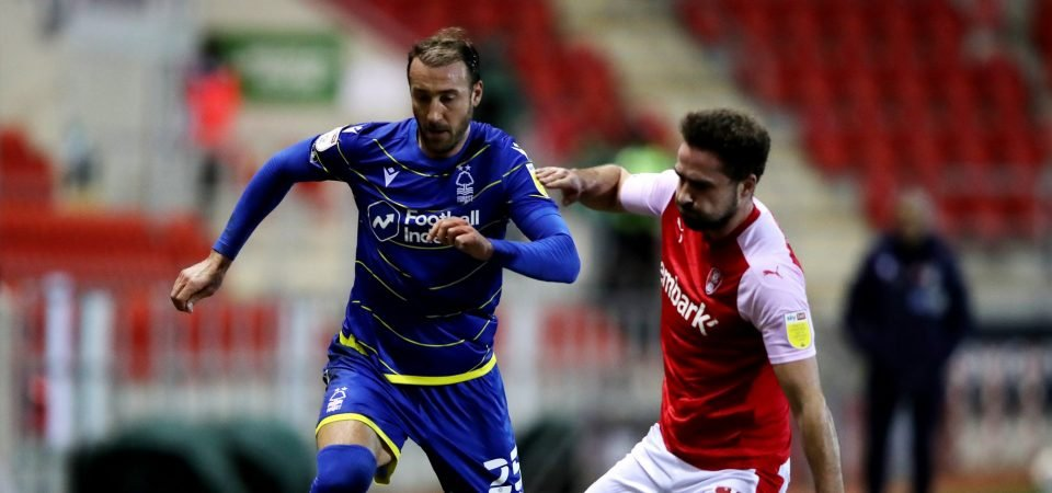 Rotherham: Pompey not in race to sign Jacob Bedeau