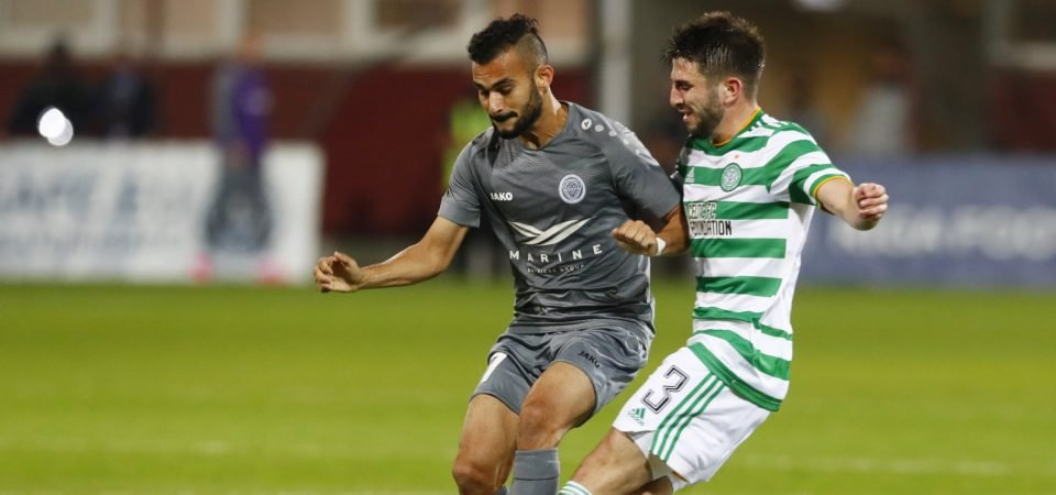 Celtic's Greg Taylor still a doubt for Old Firm derby
