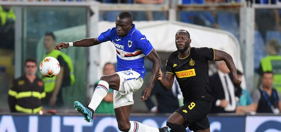 Omar Colley: Newcastle eye Sampdoria defender tracked by Premier League rivals