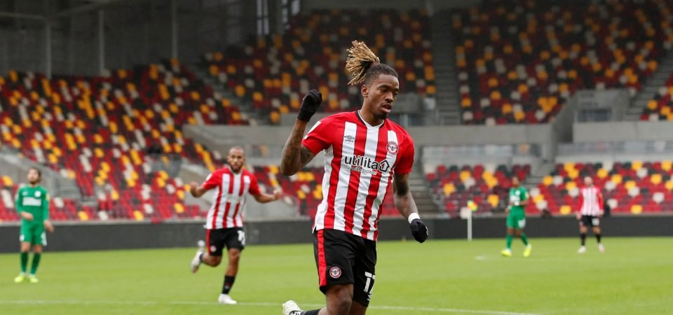 Wolves can create dream duo by signing Ivan Toney
