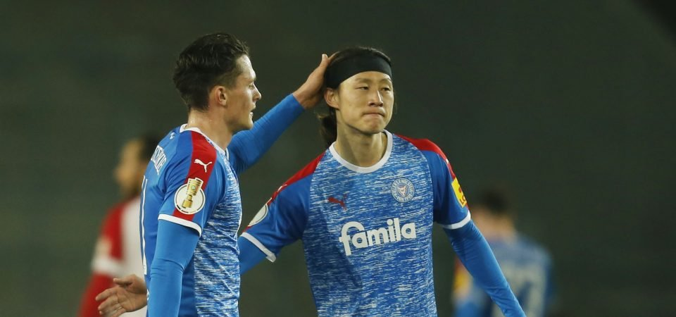 Crystal Palace: Eagles should renew interest in Jae-Sung Lee