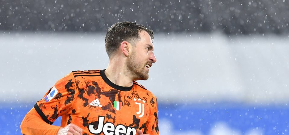 Aaron Ramsey: West Ham may emerge as attractive destination for Juventus star