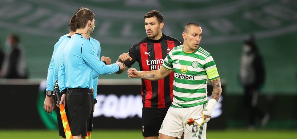 Celtic: Kerr McInroy could be their Brown successor