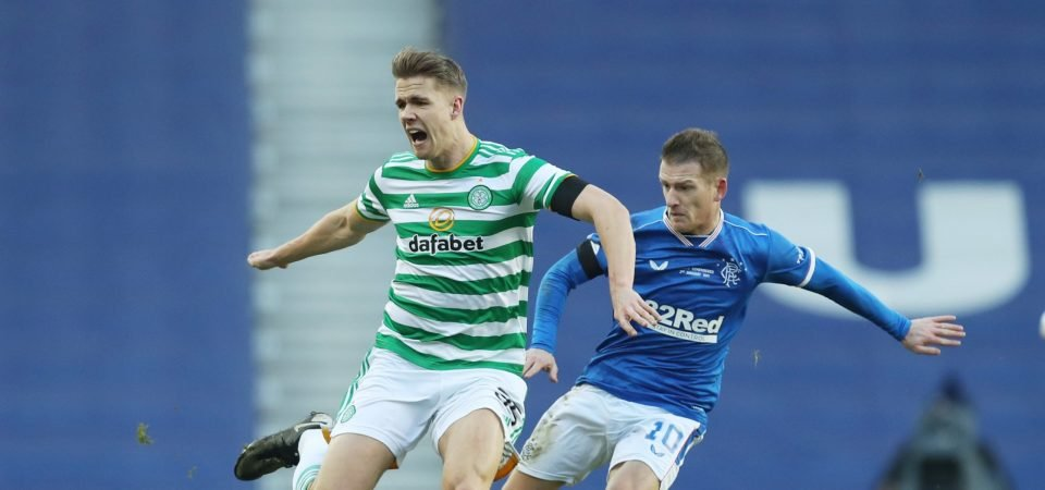 Celtic: Kristoffer Ajer moving closer to Hoops exit
