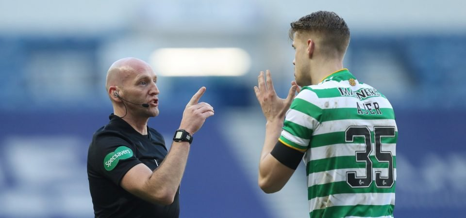 Celtic: Martinez could influence Ajer's future