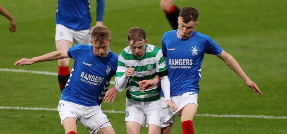 Celtic: Kyle Joseph move could see the back of Harper