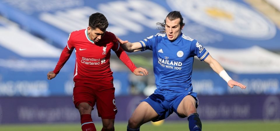 Liverpool: Caglar Soyuncu should be Reds' centre-back priority